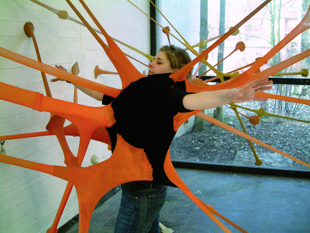 Installationen, Andocken, 2003